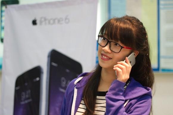 VINAPHONE bán iphone 6 - VinaPhone chính thức bán iPhone 6 chính hãng giá từ 16.099.000đ
