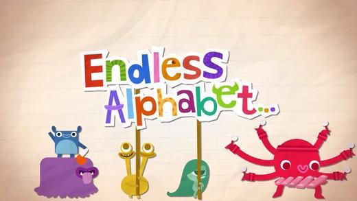 endless alphabet 3 - Endless Alphabet: Học từ vựng tiếng Anh