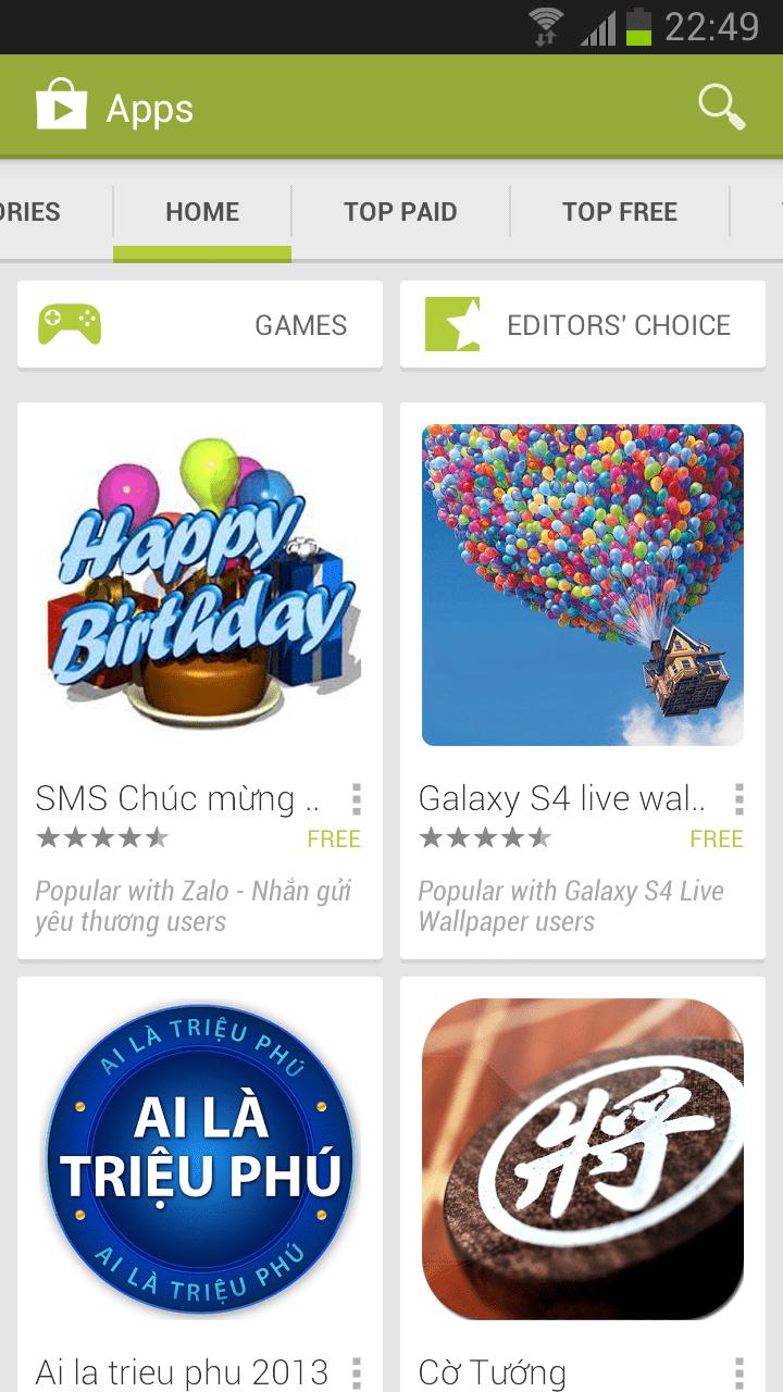 image0012 - Xóa ứng dụng khỏi tài khoản Google Play