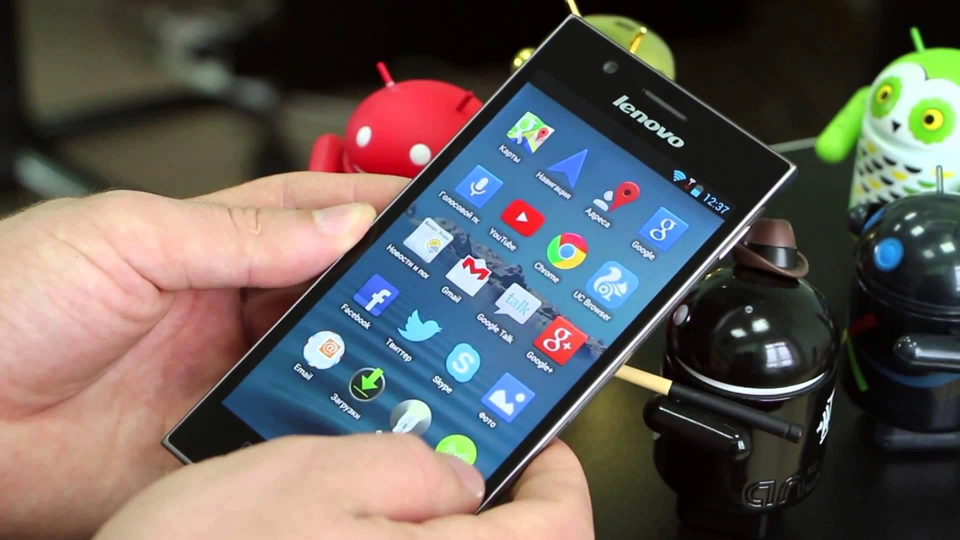 lenovo k900 - Lenovo công bố nhà phân phối smartphone mới tại thị trường Việt Nam