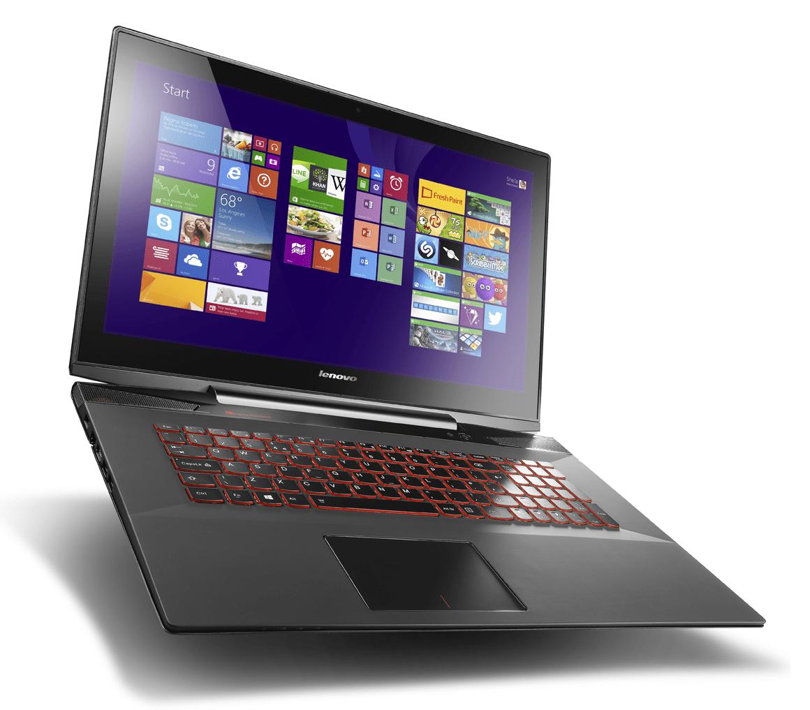 lenovo y70 touch - Laptop trang bị RAM 16GB dành cho game thủ