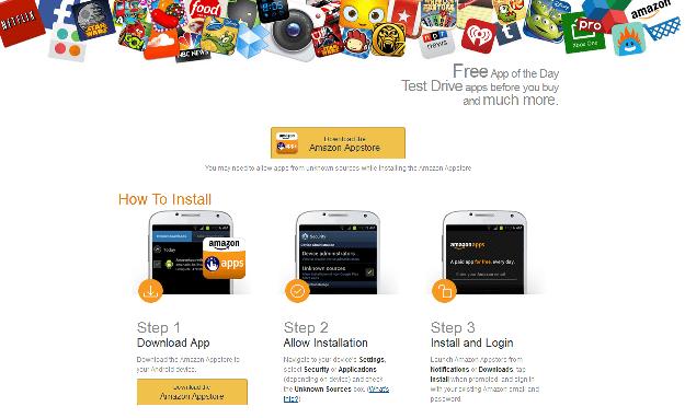 AMAZON - Amazon cho phép tải miễn phí gói ứng dụng 220 USD