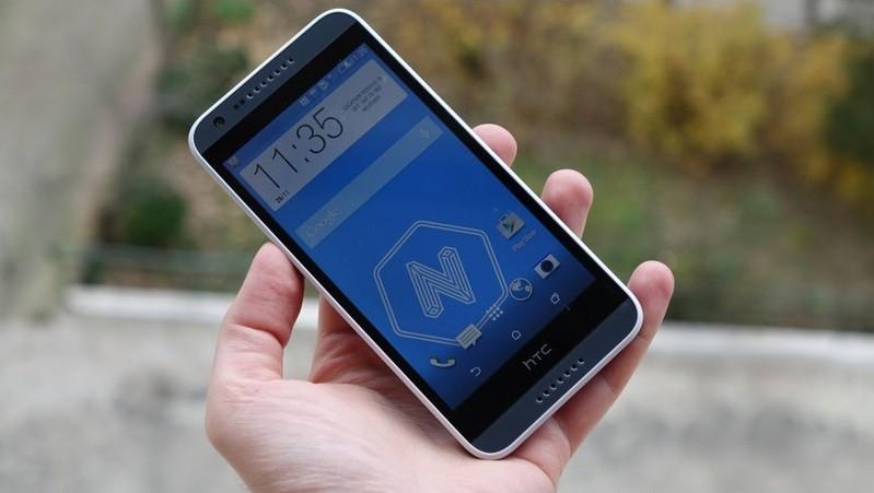 HTC Desire 620 - HTC ra mắt Desire 620 mới với hai loa mặt trước