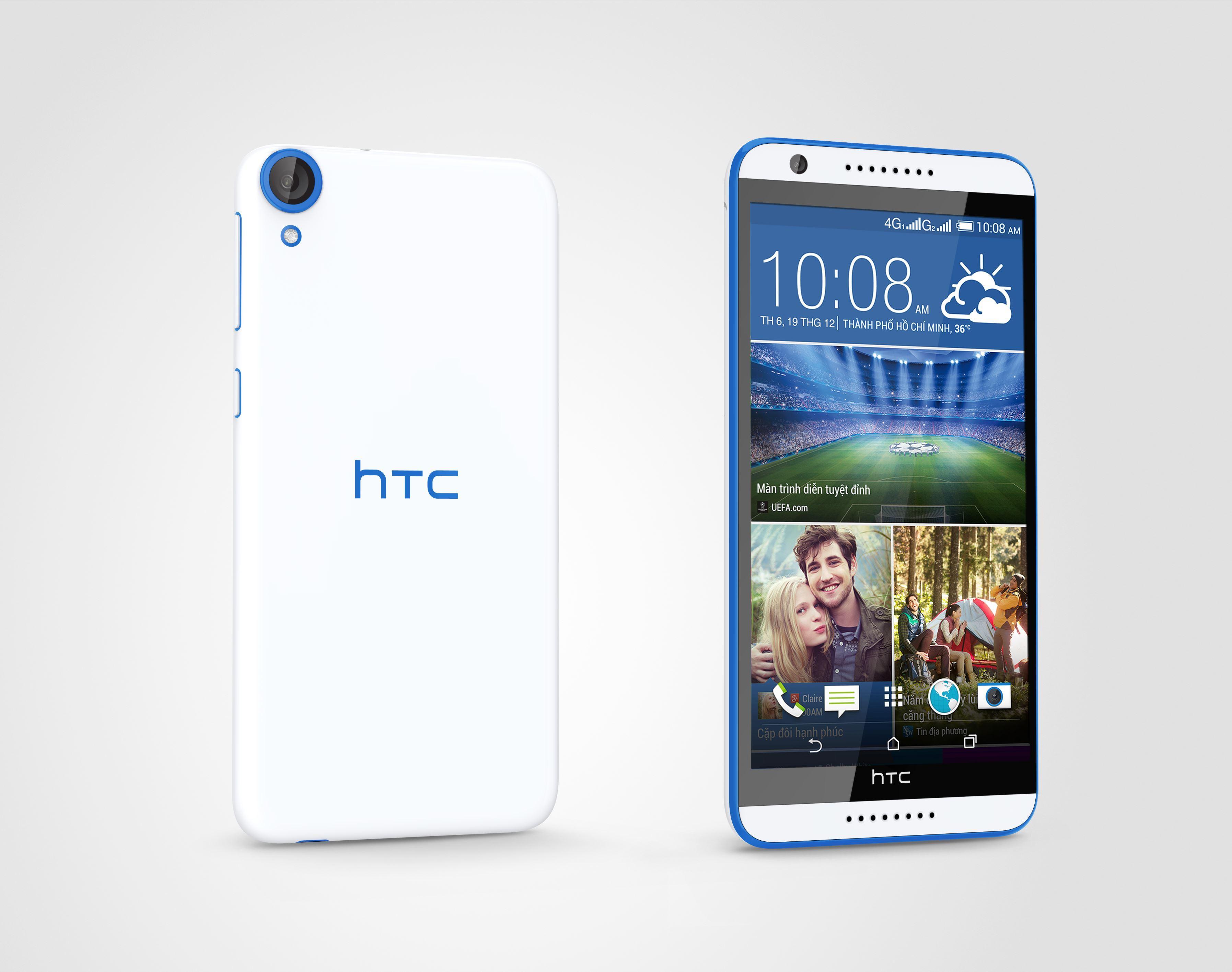 HTC Desire 820s3 - HTC Desire 820S: Smartphone chip lõi 8 64 bit