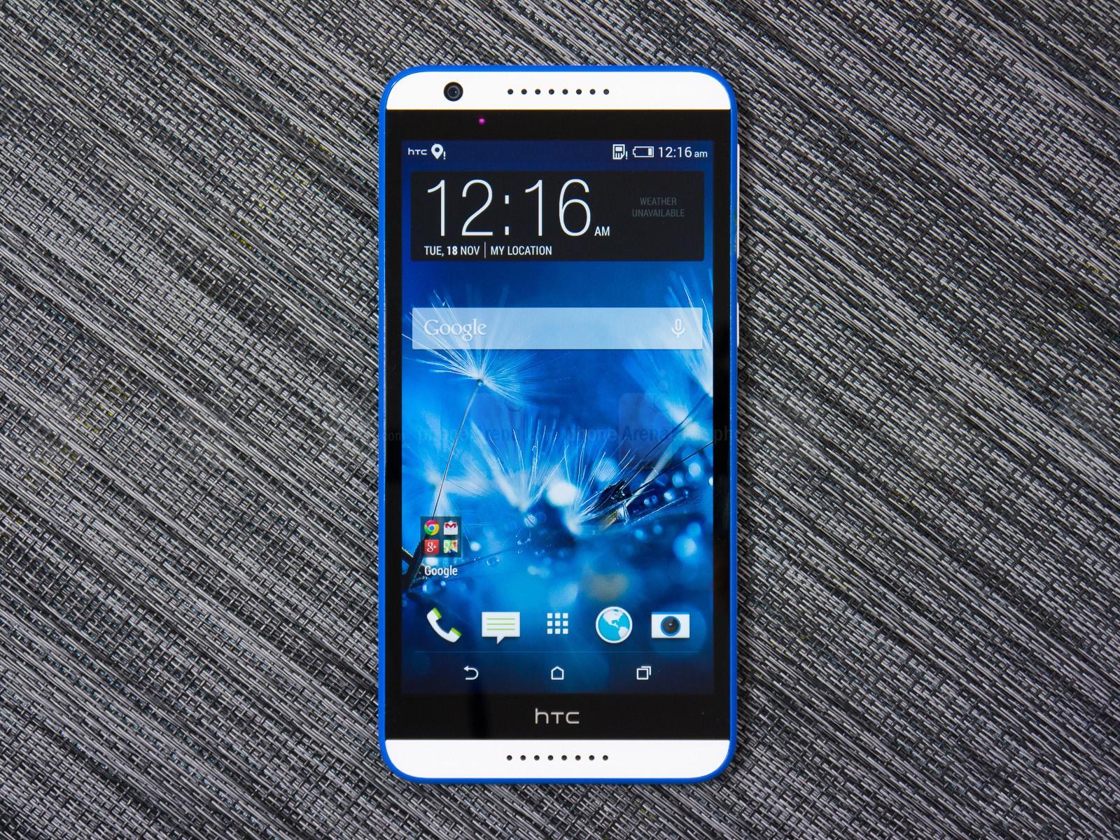 HTC giá re - HTC sẽ tăng cường máy giá rẻ ngay đầu 2015