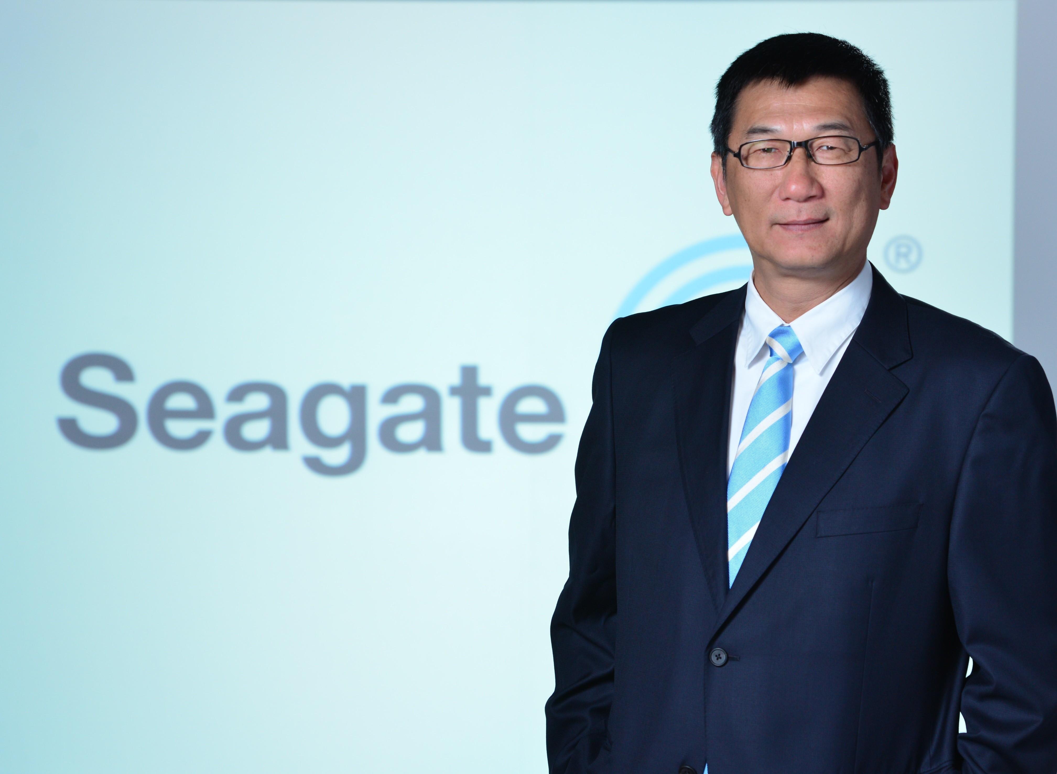 Rex Dong photo - Seagate bổ nhiệm giám đốc kinh doanh và tiếp thị mới cho khu vực châu Á