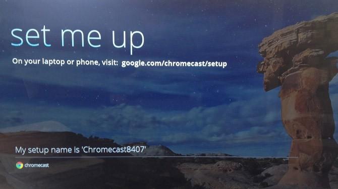 Cài đặt Chromecast cho laptop