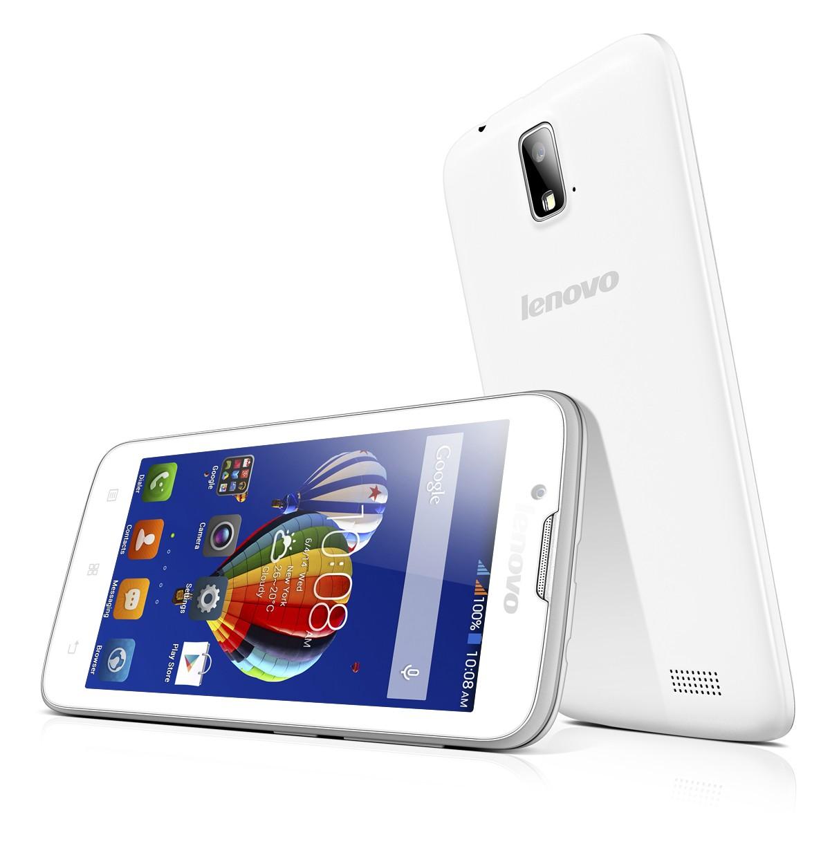lenovo A328 - Lenovo A328: smartphone phổ thông giá 2,3 triệu đồng