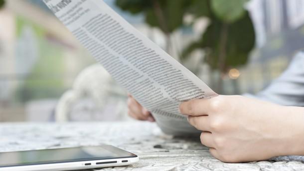 newspaper 2 - Top những ứng dụng đọc báo Việt trên di động (phần 2)