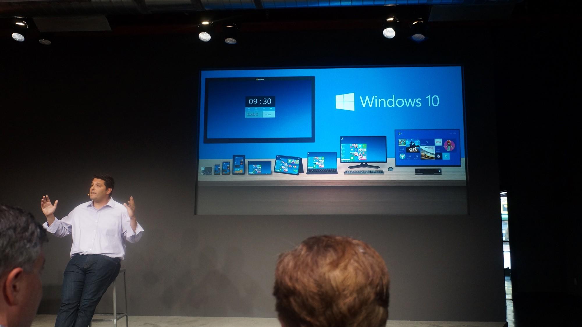 wINDOWS 10 - Microsoft sẽ hé lộ Windows 10 cho điện thoại và máy bảng trong tháng 1