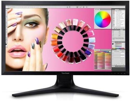 viewsonic man hinh 4k - ViewSonic giới thiệu công nghệ và giải pháp hình ảnh mới tại CES 2015