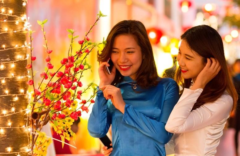 LI XI - VinaPhone cung cấp dịch vụ LÌ XÌ NHÉ