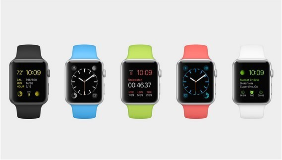 APPLE WATCH SPORT - Apple Watch bán ra ngày 24/4, giá từ 349 đến hơn 10.000 USD