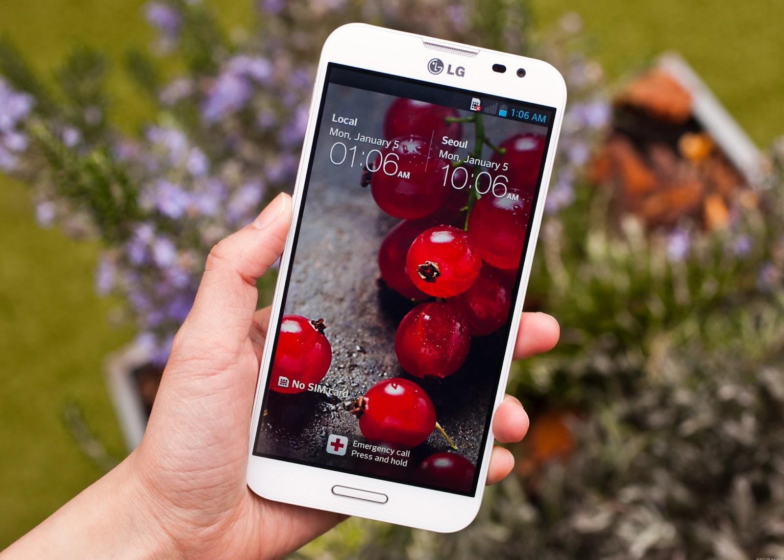 LG G4 Note - LG đang phát triển phablet G4 Note ?