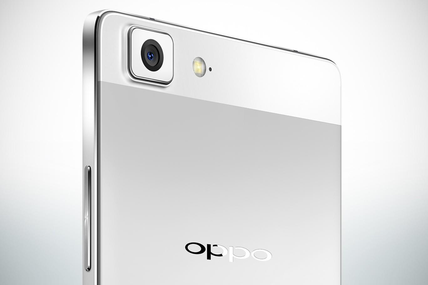OPPO R7 - Oppo R7 siêu mỏng đã được chứng nhận viễn thông, sẽ sớm ra mắt