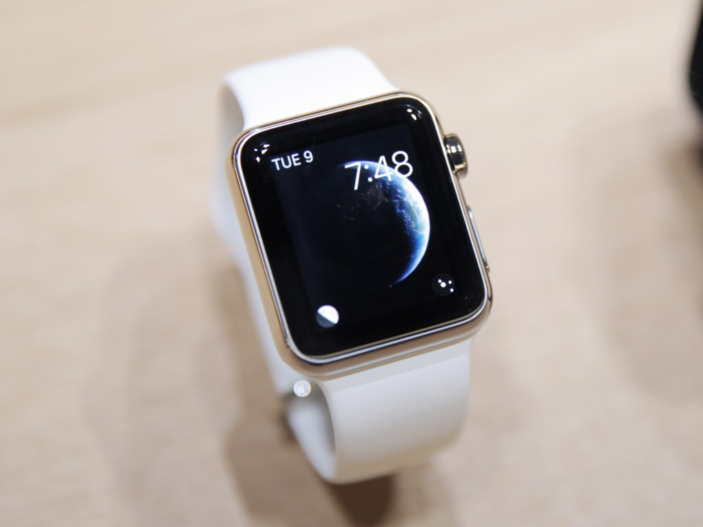 bo nho apple watch - Bộ nhớ của Apple Watch tạm thời bị giới hạn sử dụng