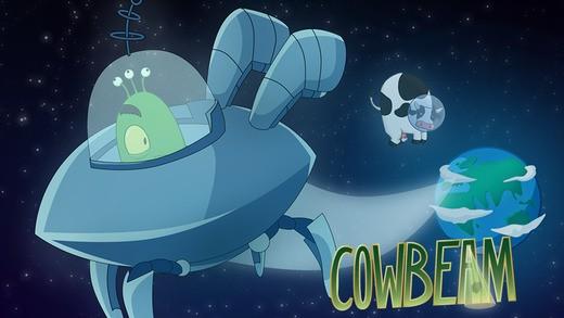 cowbeam 3 - Cow Beam - Khi người ngoài hành tinh cướp bò