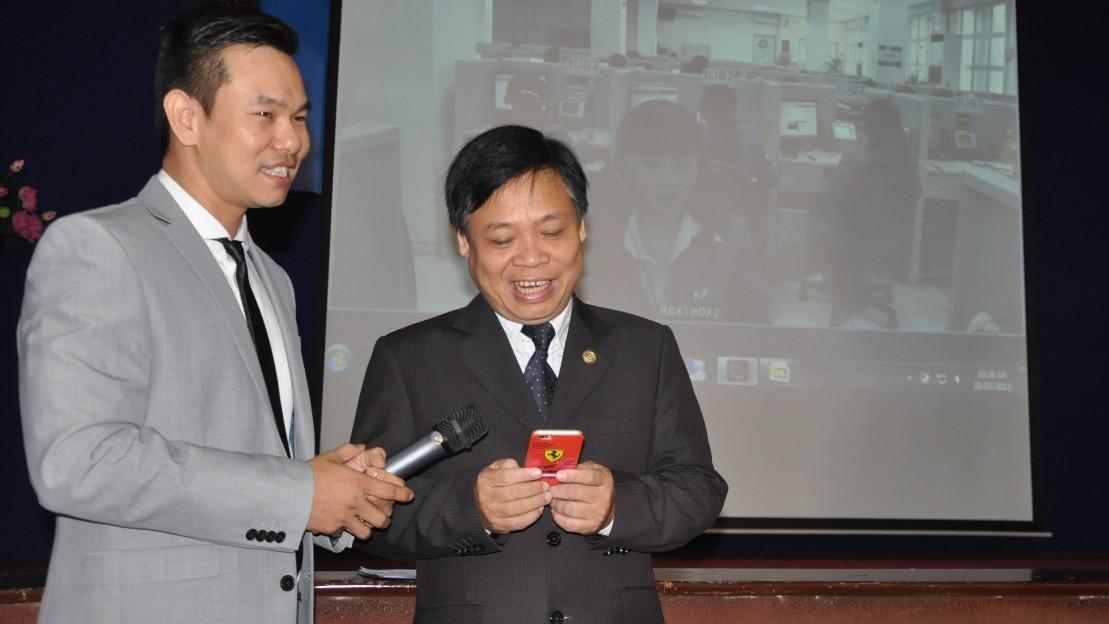 ong cuong - Ra mắt Tổng đài thông tin du lịch TP.HCM – 1087