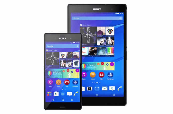 sony xperia z lollipop - Các dòng smartphone Sony Xperia bắt đầu được cập nhật lên Lollipop
