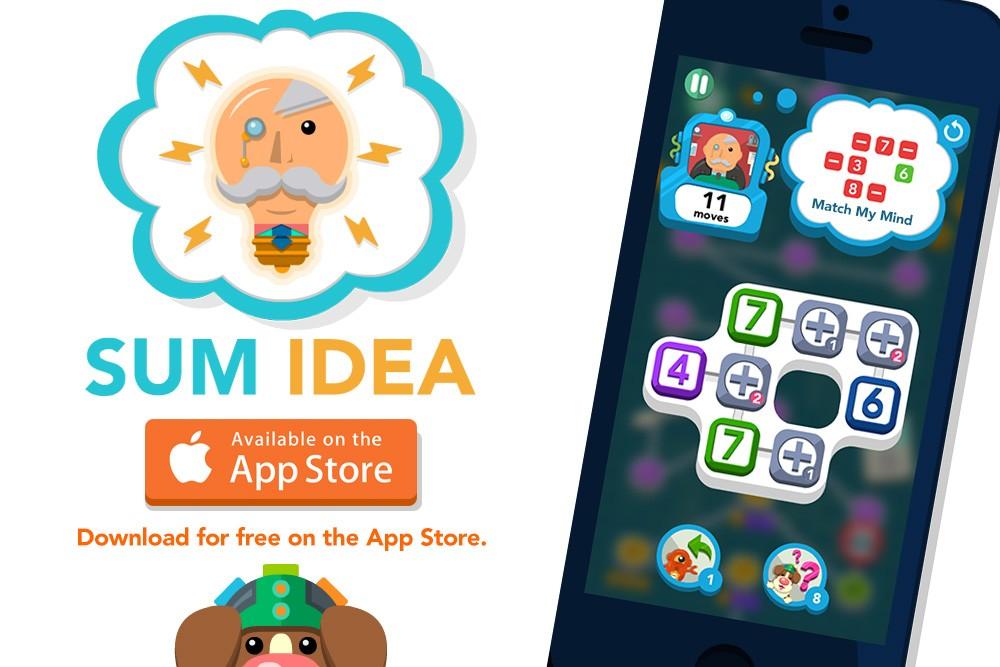 sum idea - Sum Idea: Giải trí đầy thách thức