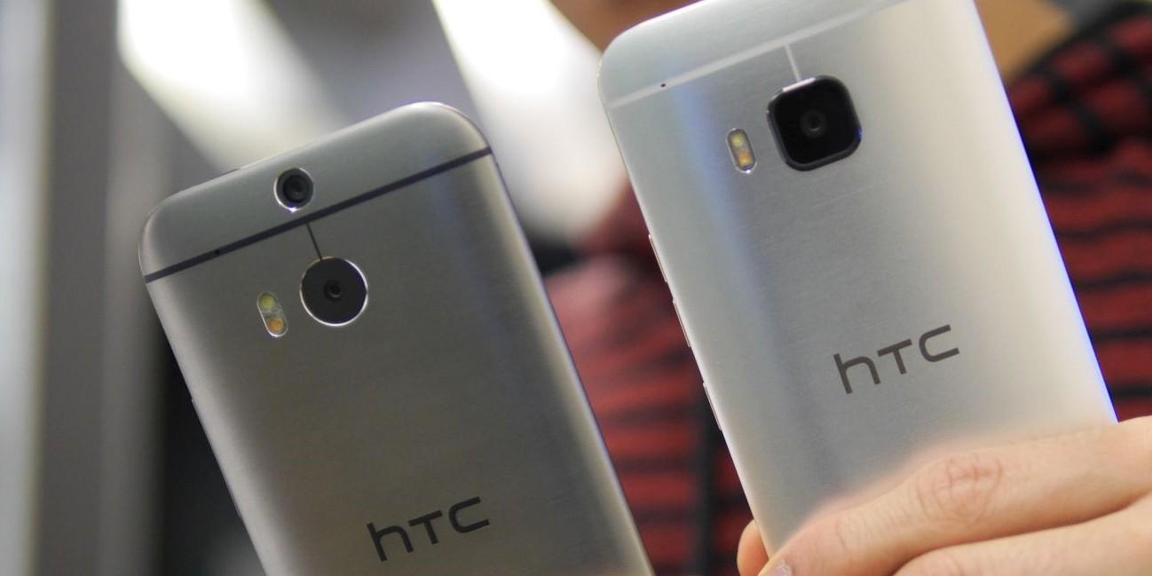 HTC One 9 - HTC One M9 sẽ có biến thể với Windows 10?