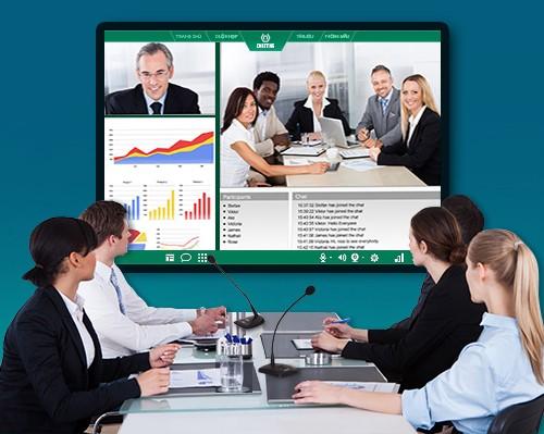 eMeeting 2 - Bkav ra mắt dịch vụ họp trực tuyến miễn phí eMeeting.vn