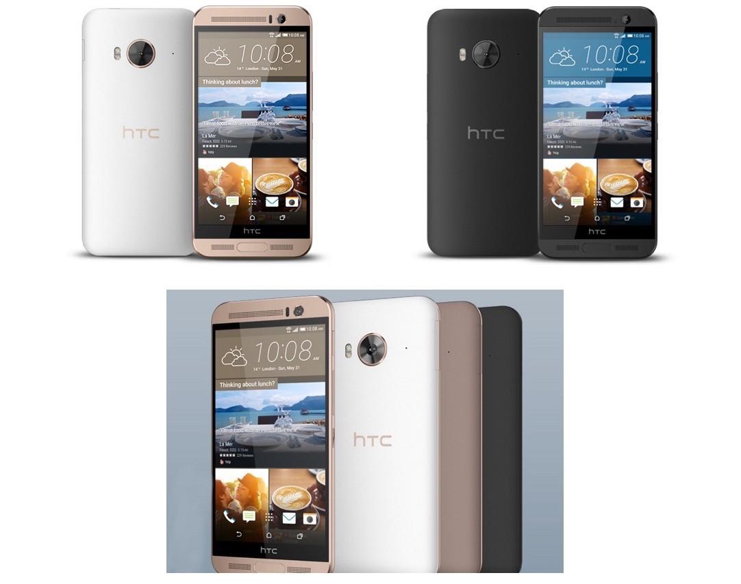 HTC One ME - HTC ra mắt One ME với chip mới MediaTek Helio X10