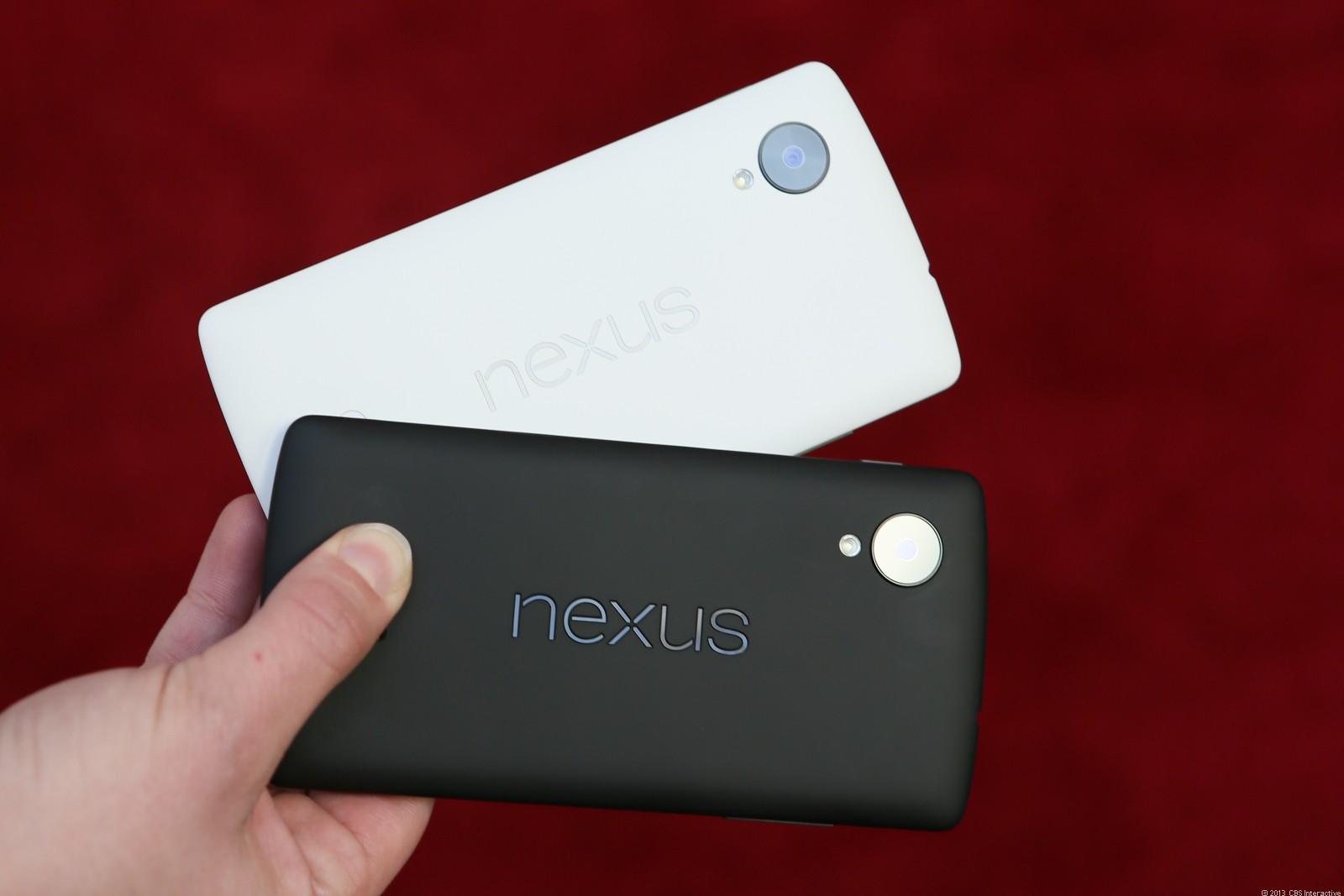 Nexus 5 2015 - Nexus 5 2015 với máy ảnh 3D sẽ có mặt trong tháng 10 tới
