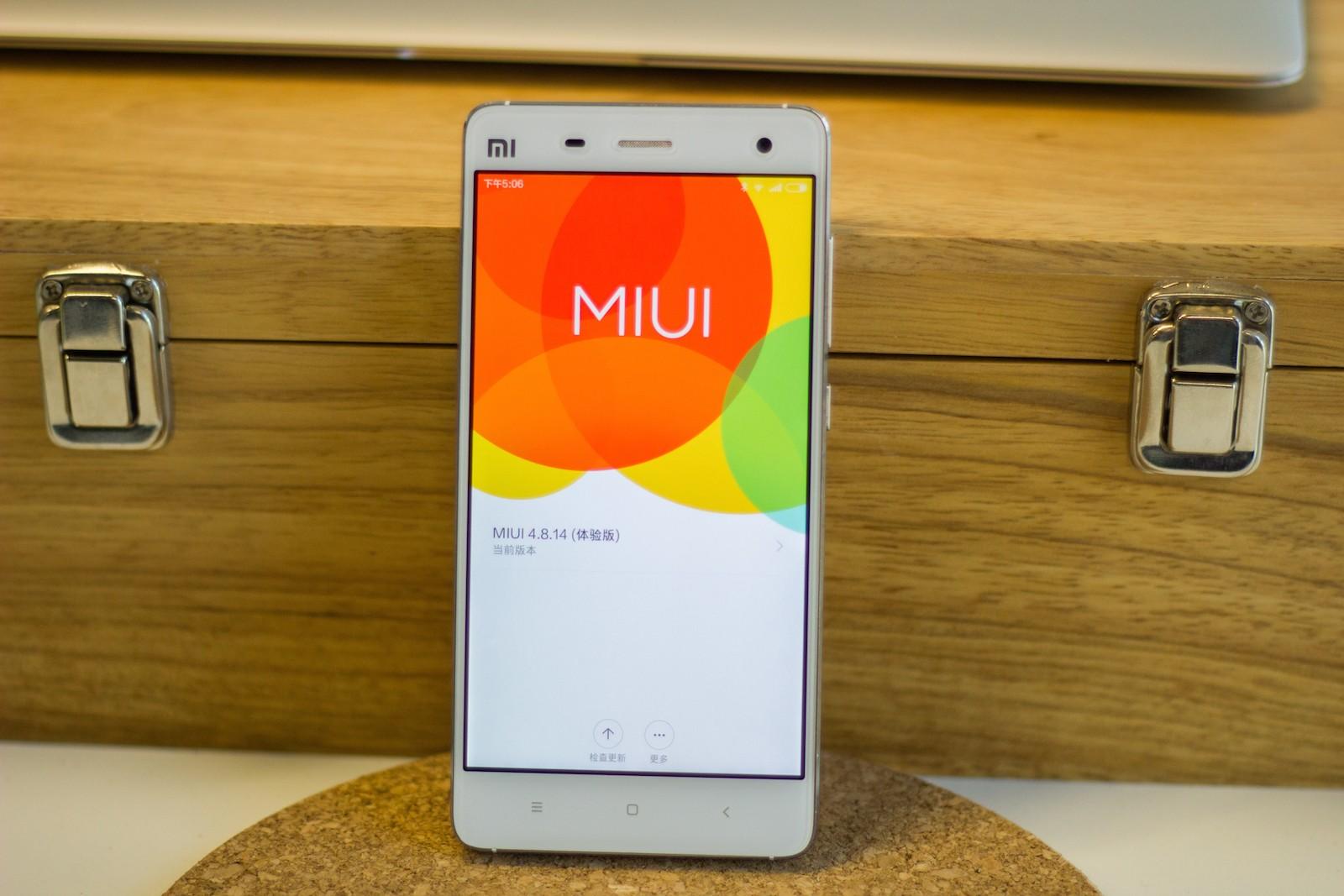 Xiaomi Mi5 - Xiaomi sẽ ra mắt Mi5 với Snapdragon 820 trong tháng 11