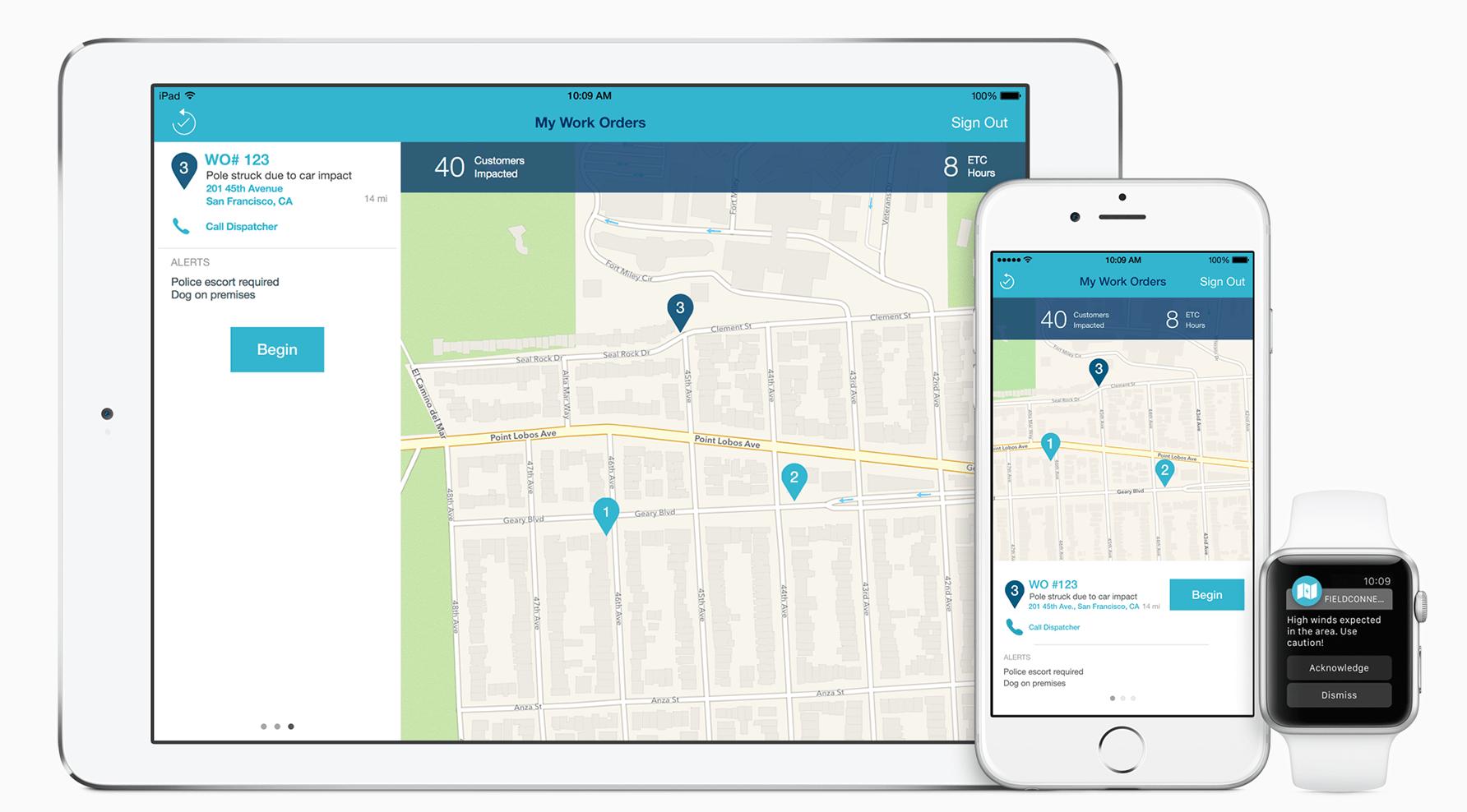 image014 - Apple Watch đẩy mạnh hỗ trợ các ứng dụng doanh nghiệp