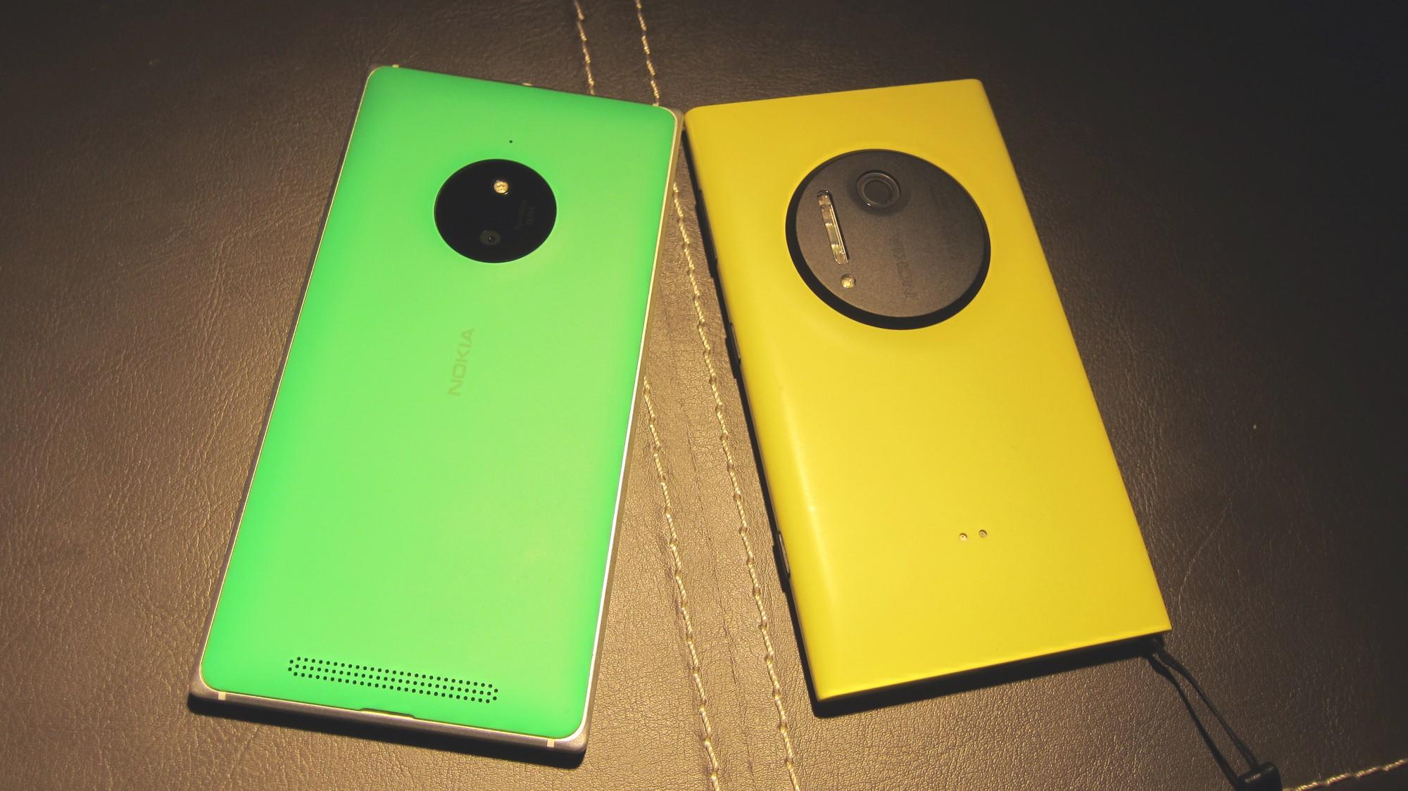 lumia 940 - Lumia 940 và XL sẽ có máy ảnh 20Mpx, USB Type-C