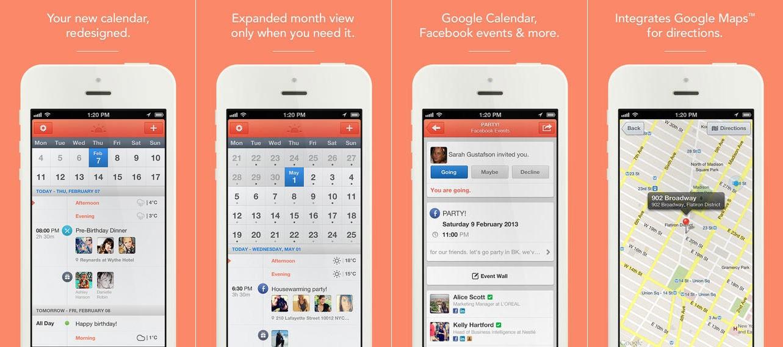 sunrise - Những ứng dụng hay cho iPhone ngày 30/6/2015