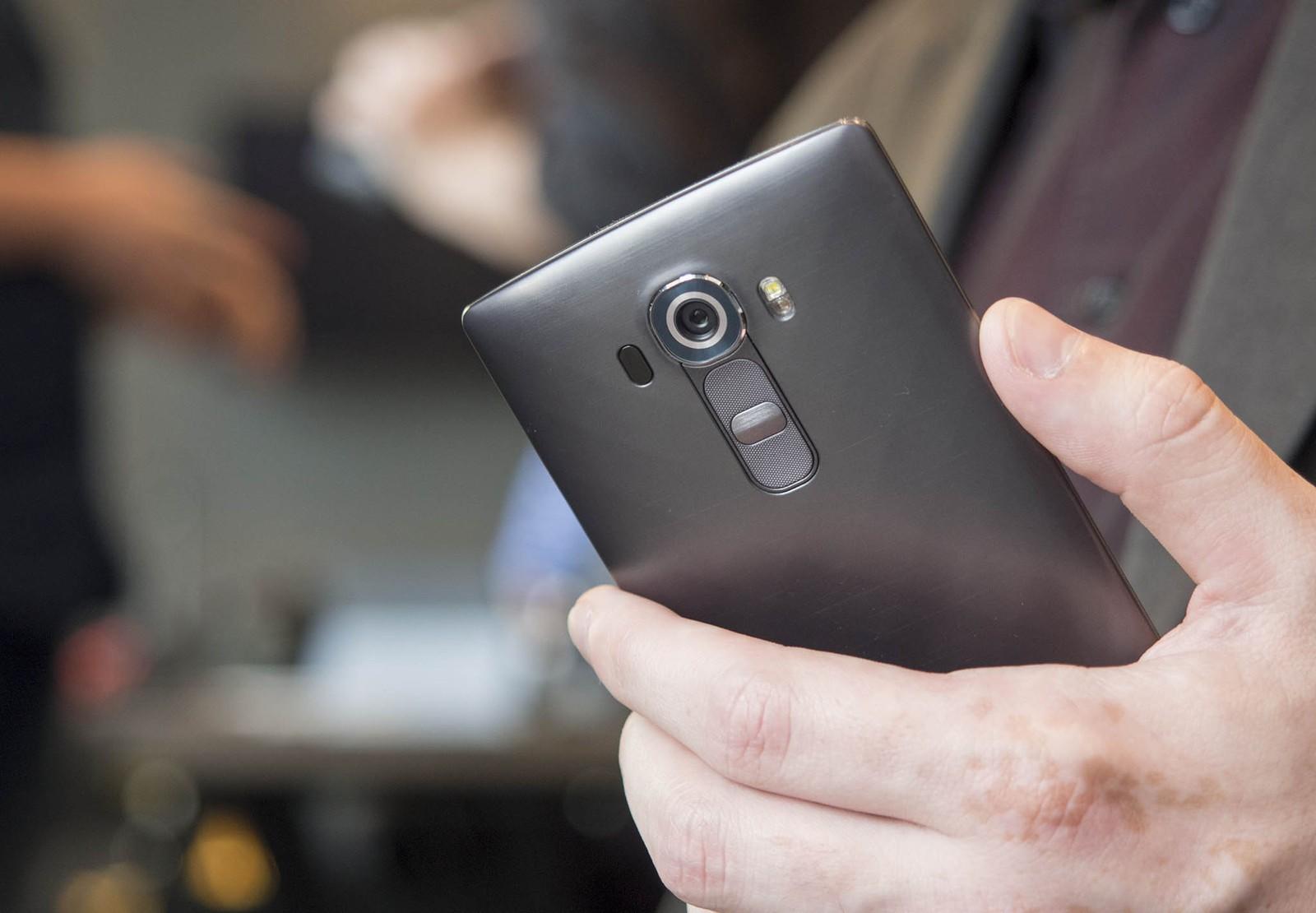 LG G4 - LG G4 sẽ không có Android 5.1.1?