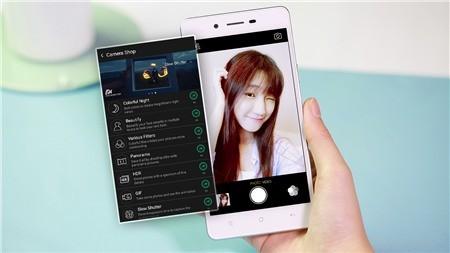 Mirror 5Hinh 02 - Oppo Mirror 5 lên kệ, giá 5.690.000 đồng