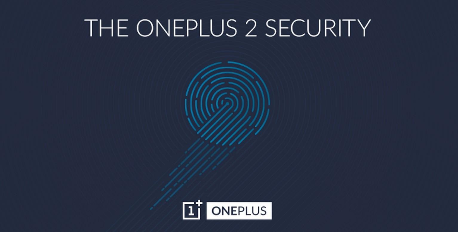 ONEPLUS ONE2 - OnePlus 2 sẽ tích hợp đầu đọc dấu vân tay
