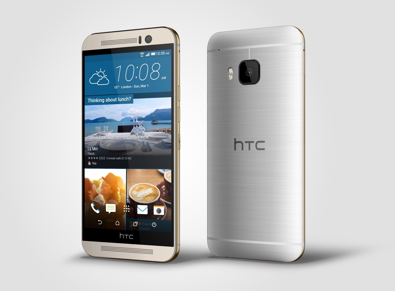 htc one m9 - Khi phe Android hết bài câu khách