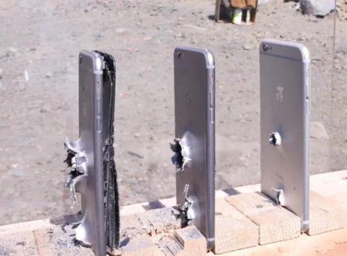 image0011 - Cần bao nhiêu chiếc iPhone để làm áo giáp chống đạn?