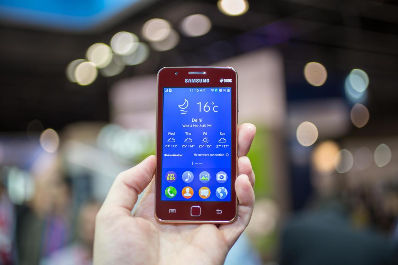 image017 - Điện thoại Tizen Samsung Z1 sẽ sớm có phiên bản Vàng