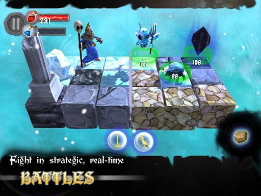 phantom rift 2 - Game hay cho Android ngày 9/7/2015