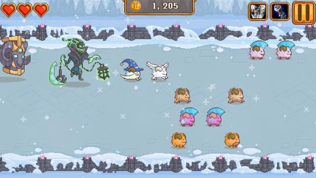 Blitzcrank 4 - Nhóm tạo ra Liên Minh Huyền Thoại ra mắt game mobile mới