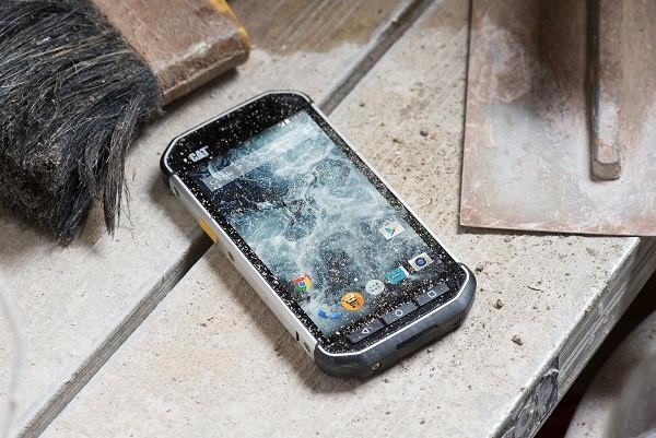 Caterpillar S40 siêu bền - Caterpillar ra mắt S40 siêu bền với hệ điều hành Android
