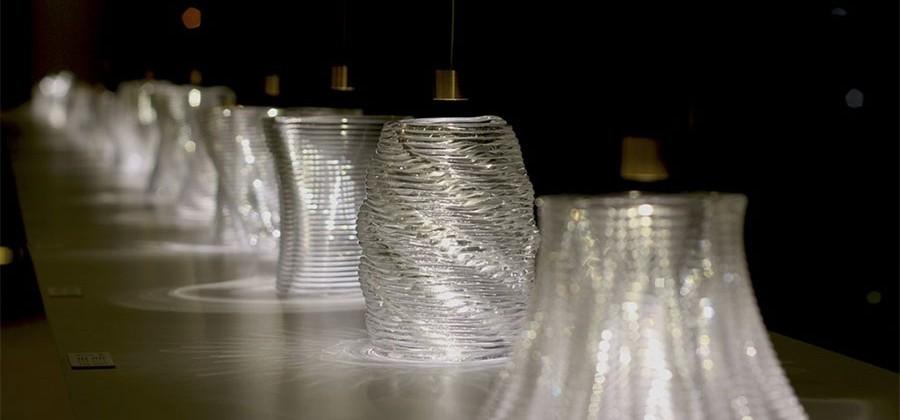 MIT 3d glass - MIT tìm ra được giải pháp in 3D bằng thủy tinh