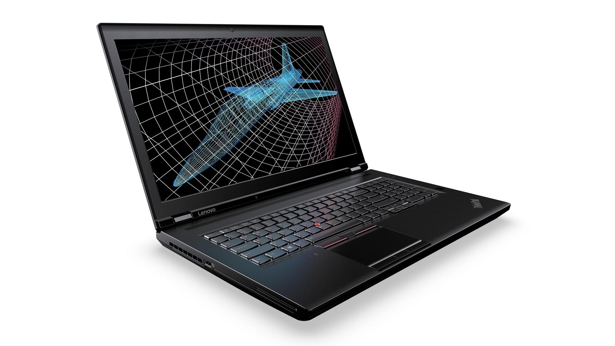 Thinkpad P70 Hero Shot Manufacturing 0005 sss - Lenovo giới thiệu 2 dòng máy trạm ThinkPad P50 và P70
