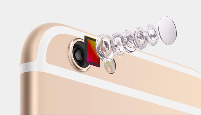apple isight camera iphone 6 plus - Apple tiến hành thay thế camera lỗi trên iPhone 6 Plus