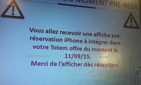 iphone 6s release - Khi nào bạn có thể mua iPhone 6S, 6S Plus và 6C