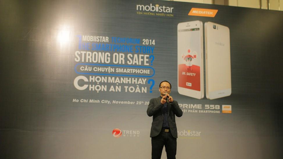 mobiistar - Mobiistar tổ chức Mobiistar Techforum 2015