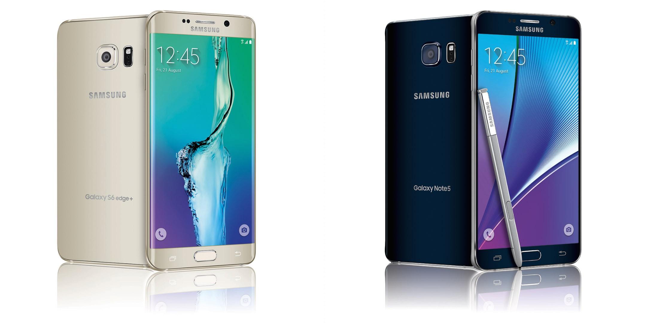 note 5 1 - Samsung Galaxy Note 5 chính thức ra mắt với S-pen cải tiến
