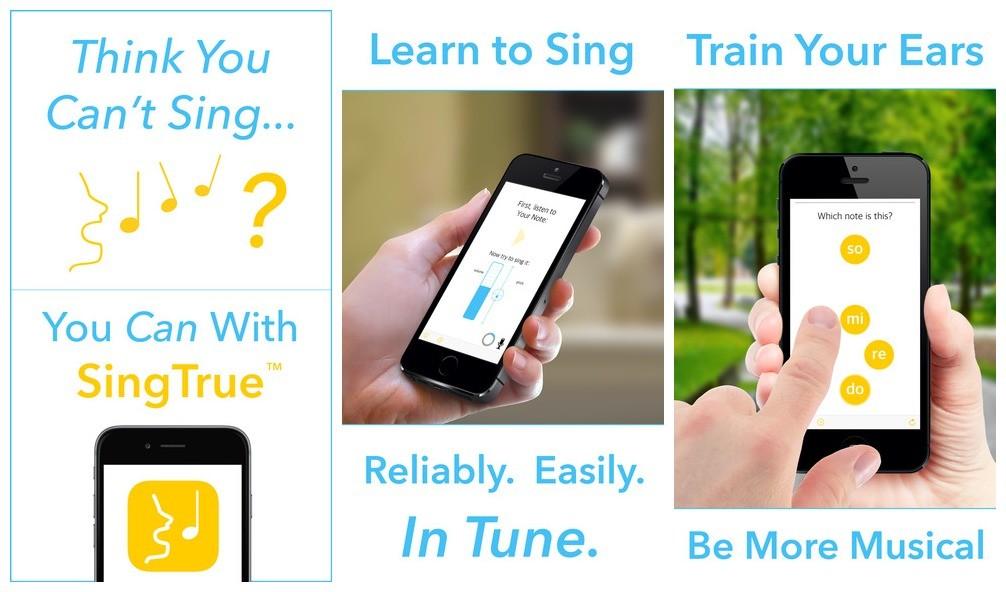 singtrue - Học hát trên iPhone với SingTrue