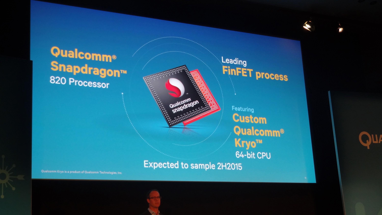 snapdragon 820 - Snapdragon 820 chính thức ra mắt với đồ hoạ Adreno 530