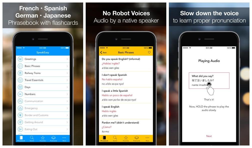 speakeasy - Học ngoại ngữ cấp tốc với SpeakEasy